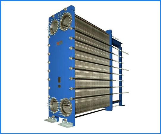 Plate Heat Exchanger, Brazed Plate Heat Exchanger, India